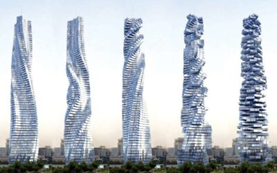 Así será el Dubái del futuro en el año 2040