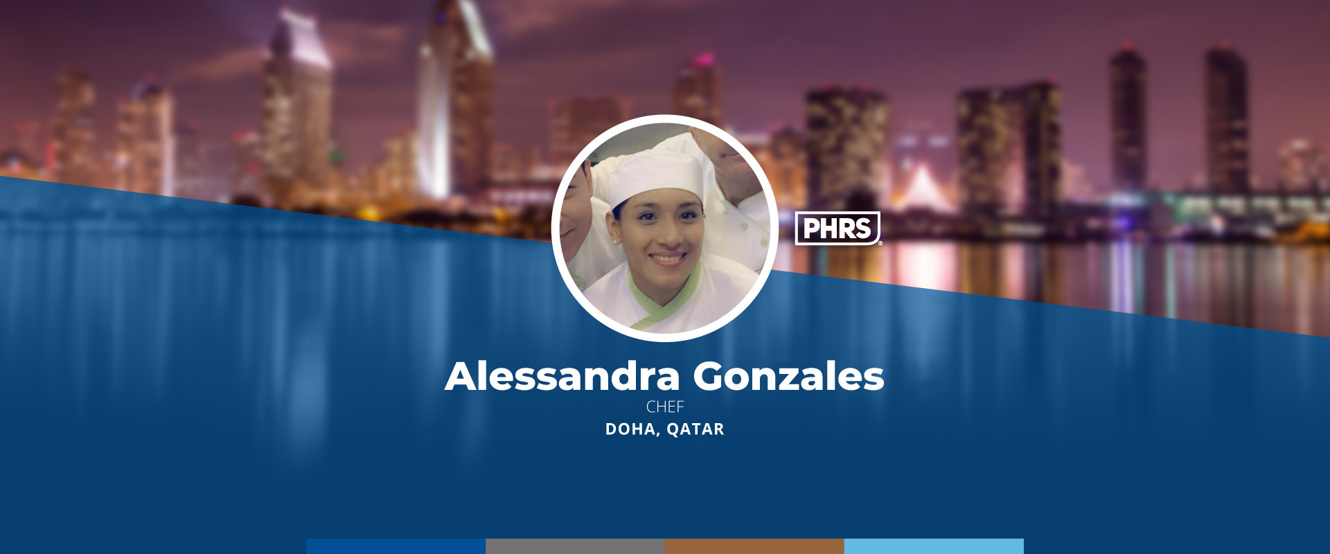 Experiences | Alessandra Gonzales