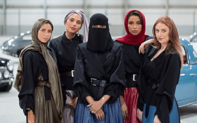 Women are getting more jobs than ever in changing Saudi Arabia.