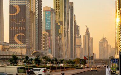 Hay mas de 185.000 habitaciones en desarrollo en Medio Oriente.
