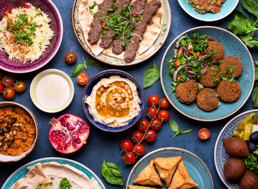 Lo mejor de la comida árabe en 7 platos típicos